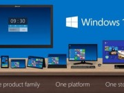 Windows 10 - Platform
