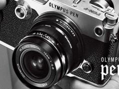Olympus PEN F Digital Camera