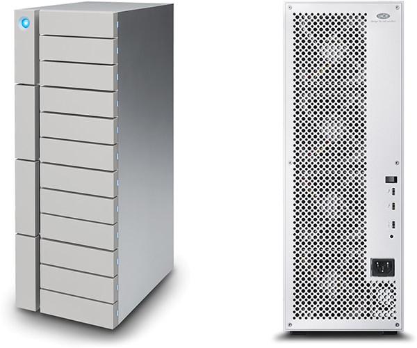 LaCie 12big Storage