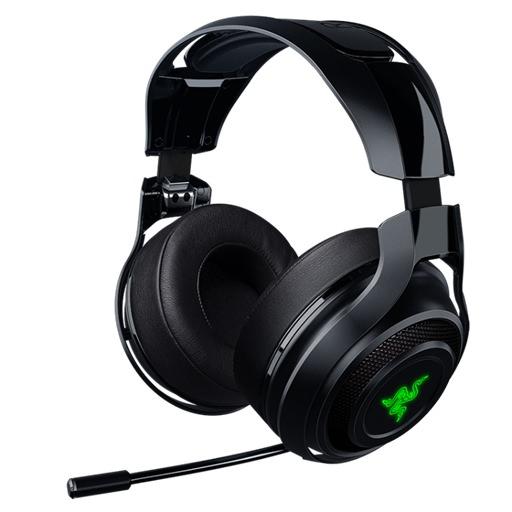 Razer ManO'War Wireless Gaming Headset