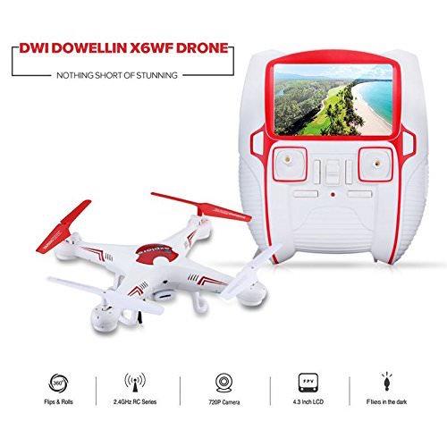 Dwi Dowellin X6 Drone