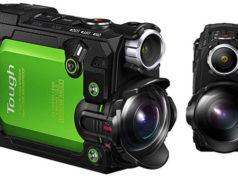 Olympus TG-Tracker Action Camera 4K