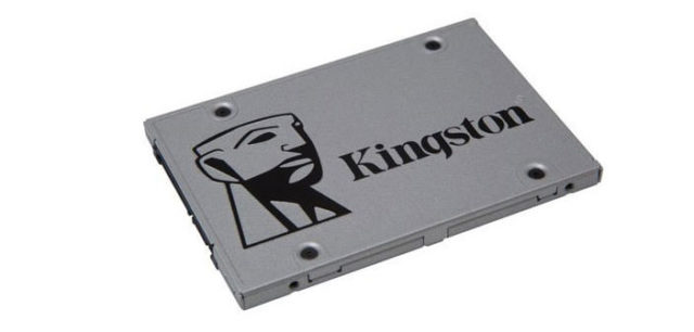 Kingston SSDNow UV400 Drive