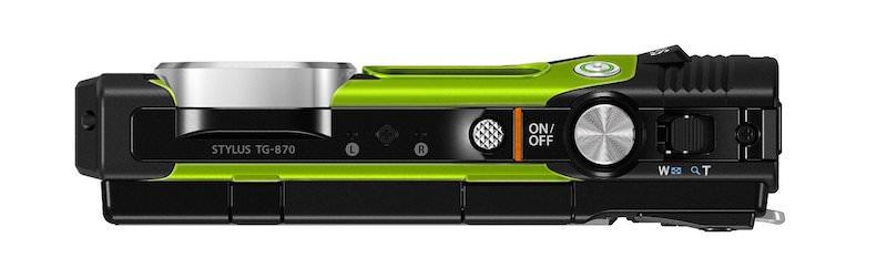 Olympus Tough TG-870 Camera