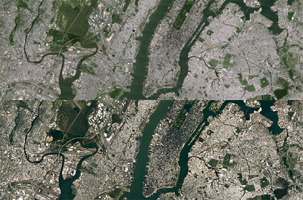 google satellite images
